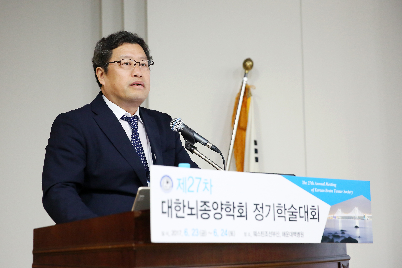 [사진 2] 정신 회장 취임인사.JPG